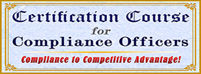 Certification Course for Compliance Officers
