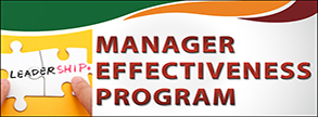 Manager Effectiveness Program