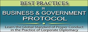 Best Practices in Business and Diplomatic Protocol